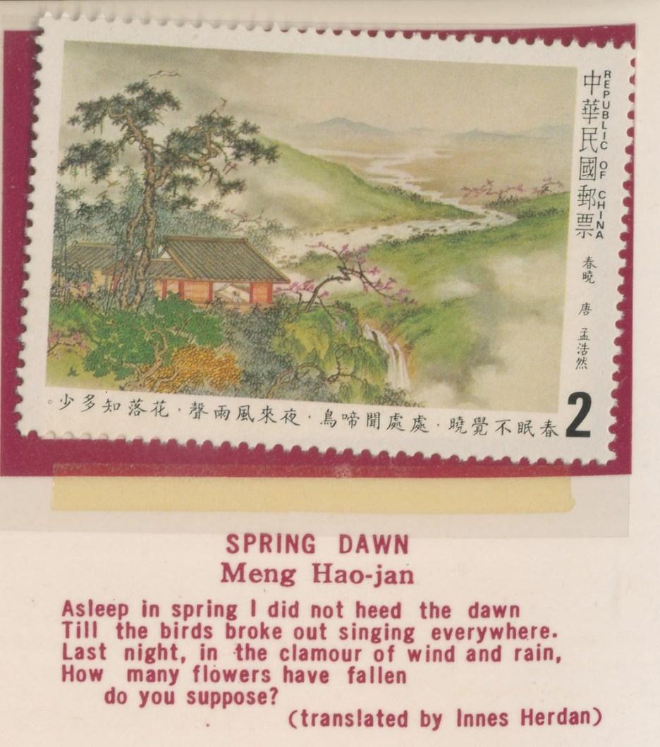 spring dawn