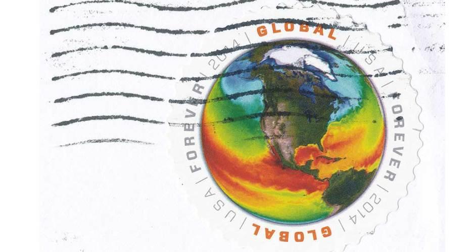 Global USA Forever Stamp