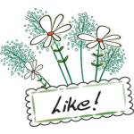 Flowers and greeting card3