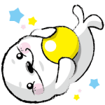 Cute Seal Baby~Play Articles