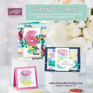 2017-2018 Stampin' Up! Annual Catalog, StampMeCrafty.com, New Products