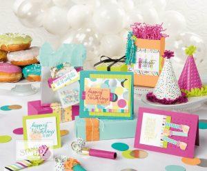 birthday, sale-a-bration, stampmecrafty, stampmecrafty.com, stampin up, birthday club, fast and fab, classes