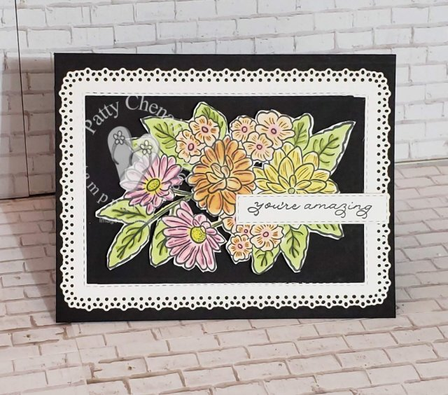 Class to go that includes ALL of the exclusive items available through the limited time release of the Ornate Garden Product Suite exclusively from Stampin' Up!