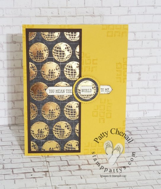 World Of Good product suite brand new from Stampin' Up! 2020-2021 Annual Catalog.