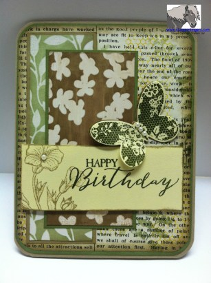 Happy Birthday Butterfly Outside Card 3 watermarked