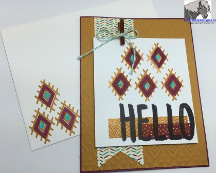 Bohemian Hello and Envelope 1 watermarked