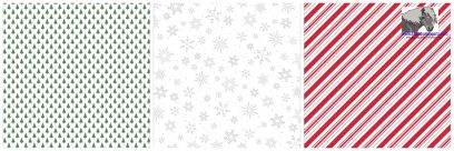 Holidays Fancy Foil Designer Vellum watermarked