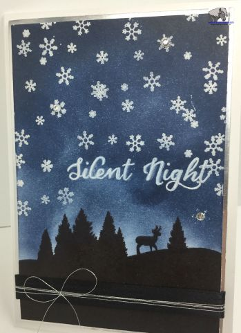 Silent Night Outside 1 watermarked