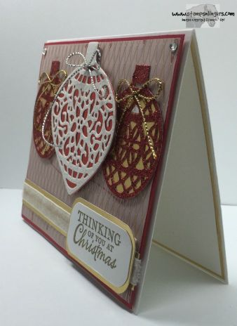 Embellished Ornaments 3 - Stamps-N-Lingers