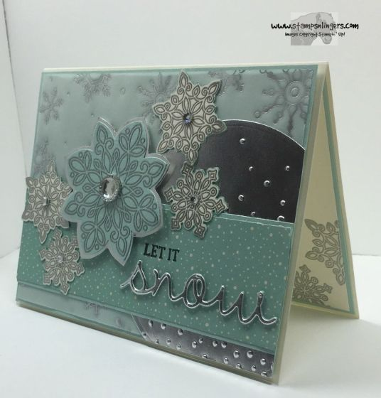 Flurry of Wishes 3 - Stamps-N-Lingers