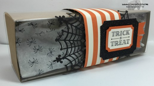 Halloween Gift Box 2 - Stamps-N-Lingers
