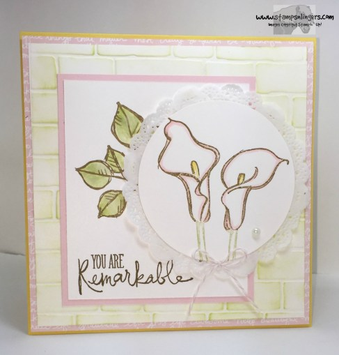 Remarkable You 1 - Stamps-N-Lingers