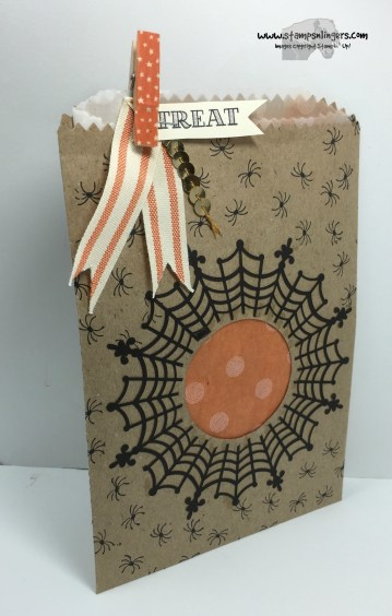 Something For You Halloween Treat 3 - Stamps-N-Lingers