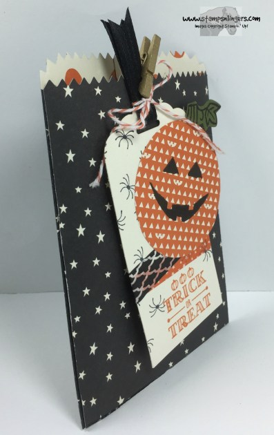 Thinlits Mini Treat Bag Halloween 2 - Stamps-N-Lingers