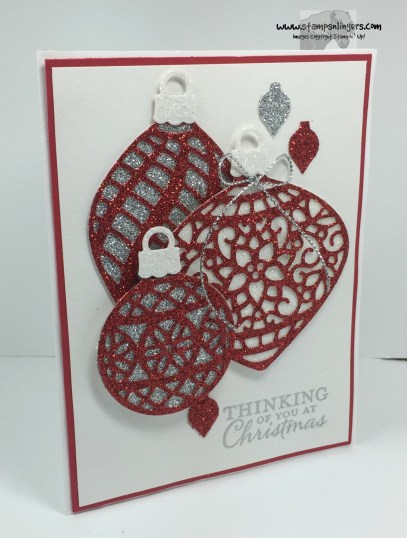 Delicate Embellished Ornaments 3 - Stamps-N-Lingers