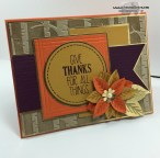 Give Thanks For All Things 4 - Stamps-N-Lingers
