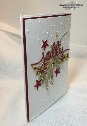 Jolly Holly Christmas 2 - Stamps-N-Lingers
