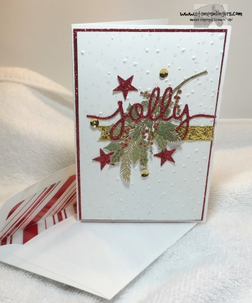 Jolly Holly Christmas 7 - Stamps-N-Lingers
