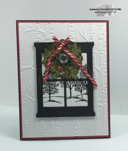Lovely as a Tree Thru a Window 1 - Stamps-N-Lingers