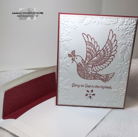 Dove of Peace Super Simple 7 - Stamps-N-Lingers