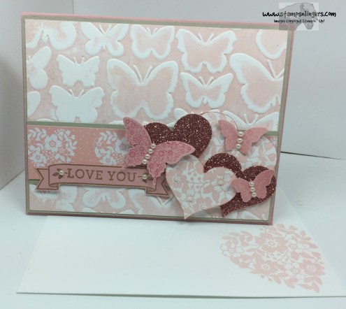 Fluttering Love Blossoms 5 - Stamps-N-Lingers