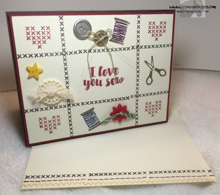 Love You Sew 3 - Stamps-N-Lingers