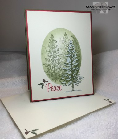 Lovely as a Tree Peace 4 - Stamps-N-Lingers