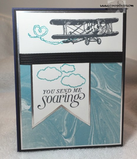 Sky is the Limit Birthday 1 - Stamps-N-Lingers