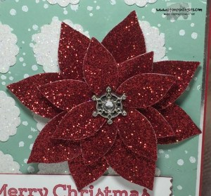 Versatile Christmas Poinsettia 8 - Stamps-N-Linegrs