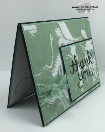 Watercolor Thank You 2 - Stamps-N-Lingers