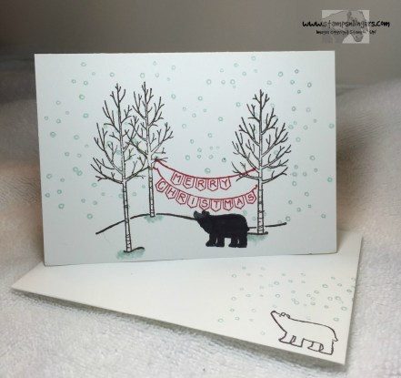 White Christmas 1 - Stamps-N-Lingers