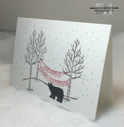 White Christmas 5 - Stamps-N-Lingers