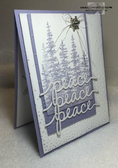 Wonderland Peace 2 - Stamps-N-Lingers