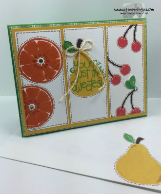 Apple of My Eye Thanks 6 - Stamps-N-Lingers