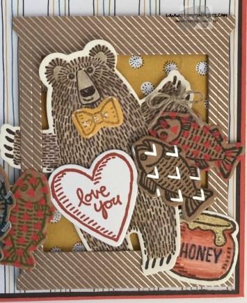 Bear Hug Love 4 - Stamps-N-Lingers