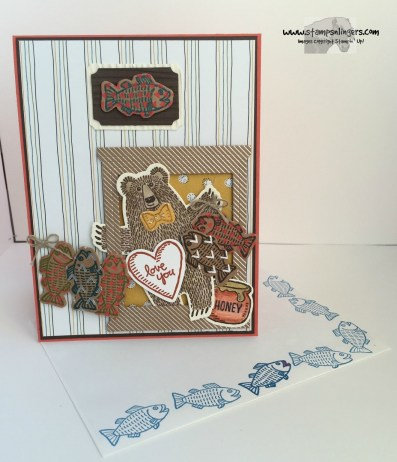 Bear Hug Love 6 - Stamps-N-Lingers