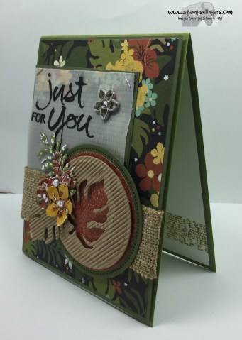 Botanicals Just For You 3 - Stamps-N-Lingers