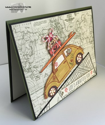 Life is a Beautiful Ride 3 - Stamps-N-Lingers