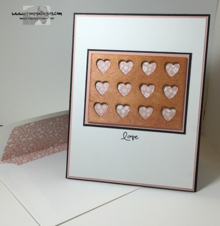 Love Blossoms Hearts Love 7 - Stamps-N-Lingers