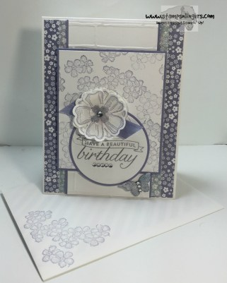 Beautiful Birthday Blossoms 6 - Stamps-N-Lingers