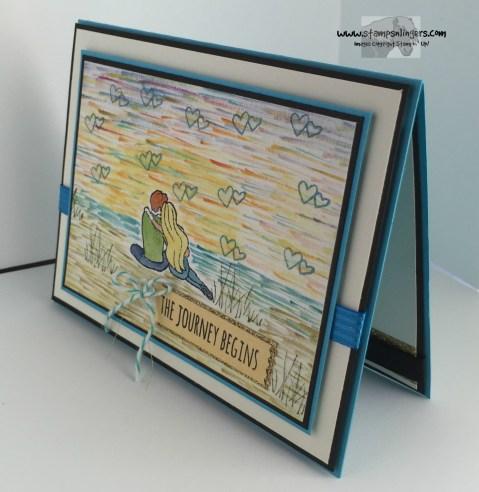 Beautiful Journey Begins 2 - Stamps-N-Lingers