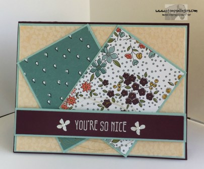 Botanicals Thanks For You 1 - Stamps-N-Lingers