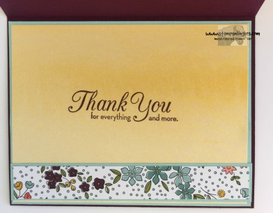 Botanicals Thanks For You 5 - Stamps-N-Lingers