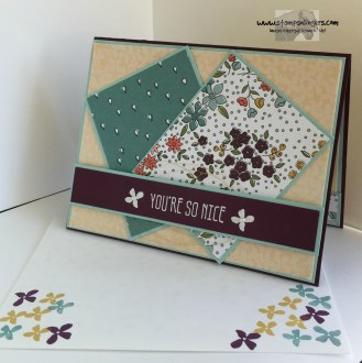 Botanicals Thanks For You 6 - Stamps-N-Lingers
