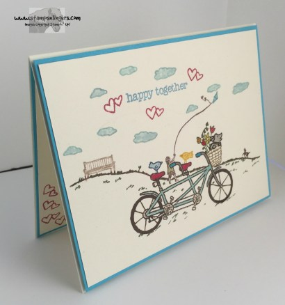 Pedal Pusher Happy Home 3 - Stamps-N-Lingers