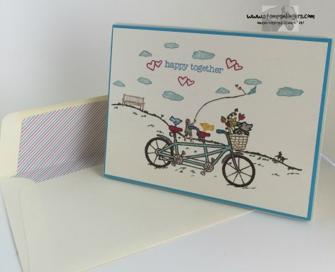 Pedal Pusher Happy Home 5 - Stamps-N-Lingers
