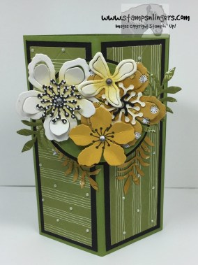 Botanical Fun Fold 1 - Stamps-N-Lingers