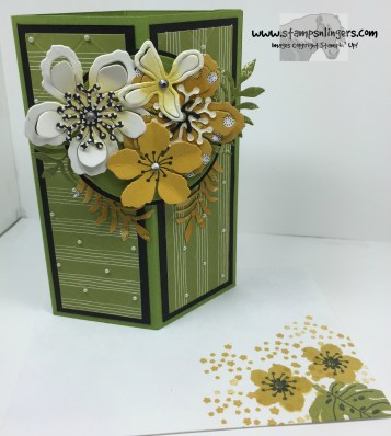 Botanical Fun Fold 8 - Stamps-N-Lingers