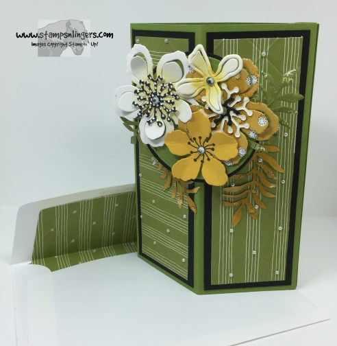 Botanical Fun Fold 9 - Stamps-N-Lingers