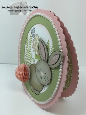 Friends & Flowers Easter Bunny 8 - Stamps-N-Lingers